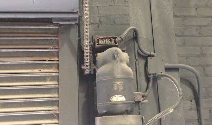 Commercial-Rolling-Steel-Operator-Replacement-Before