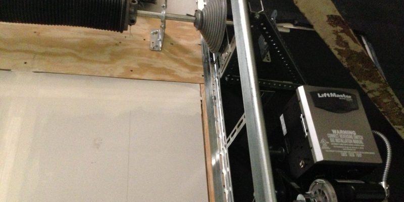 Commercial-Torsion-Springs-And-Liftmaster-Jackshaft-Operator